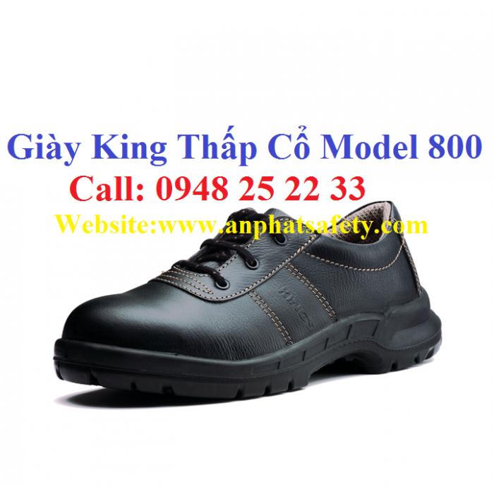 Giày King Thấp cổ Model 800