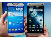 Các đối thủ đang đợi sẵn Galaxy S IV tại Việt Nam