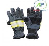 Găng tay chống cháy & chống cắt