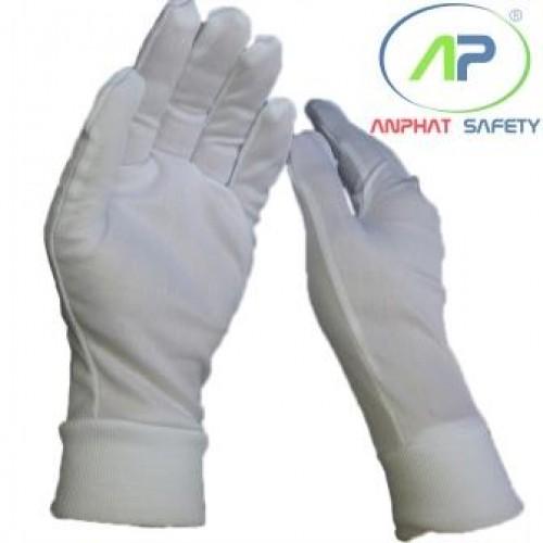 Găng tay thun APT.8 (bo viền)