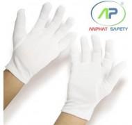 Găng tay 100% Cotton (5008L) 1 bịch 12 đôi