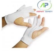 Găng tay thun lạnh cắt 3 ngón